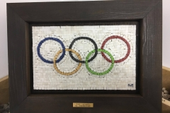 Olympic Games 27 x 17cm