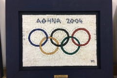 Athens 2014 Olympic Games 27 x 19cm
