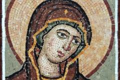 Saint Mary 18 x 34cm